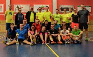 APERAM - firemní badminton
